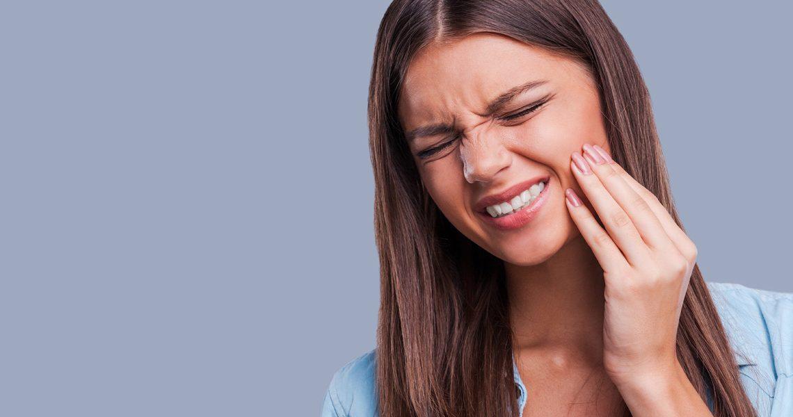 رفع دندان درد