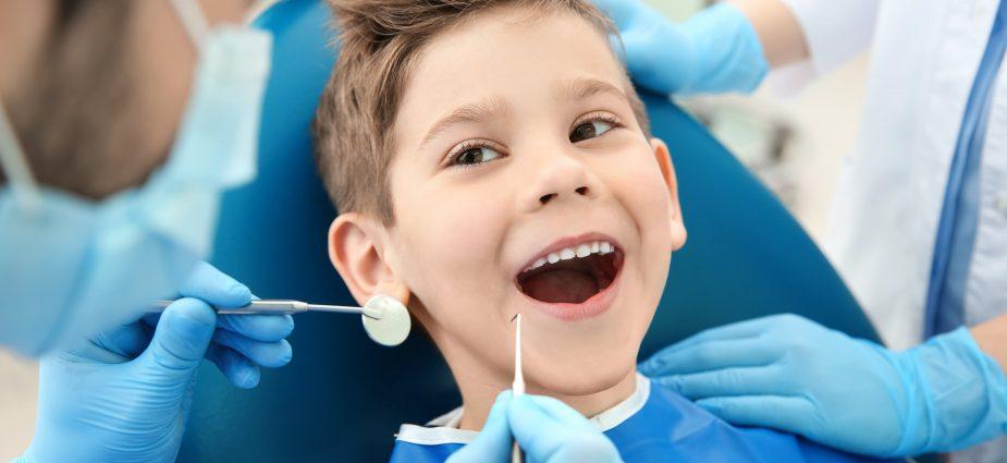 دندانپزکشی کودکان