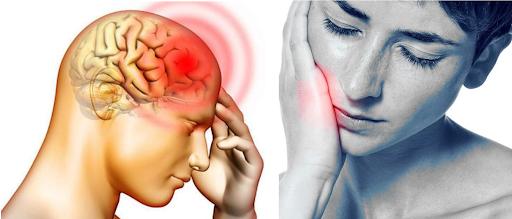رابطه سردرد و خرابی دندان